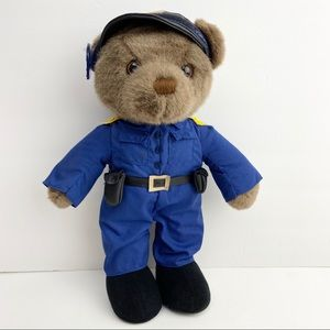 "Applause 13"" American Heroes Police Officer Plush"